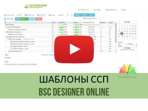 Обучающее видео: использование шаблона ССП