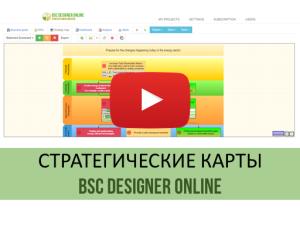 Обучающее видео: стратегические карты в Designer Online